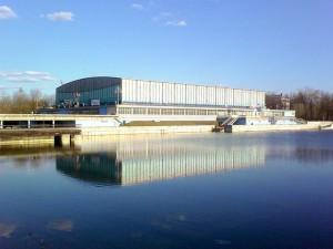 Ледовый дворец спорта «Кристалл». Электросталь