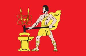 Электросталь (Московская область), флаг