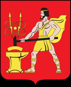 Электросталь (Московская область), герб